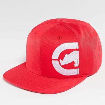 Ecko Unltd. Snapback Caps Ushi czerwony