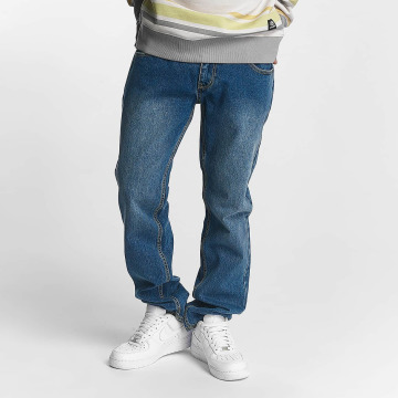 Ecko Unltd. Straight Fit Jeans Camp's St Straight Fit blau