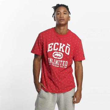 Ecko Unltd. t-shirt Everywhere are Rhinos rood