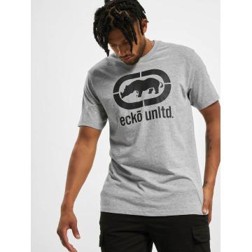 Ecko Unltd. T-shirts Base grå
