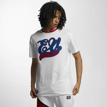 Ecko Unltd. T-shirts With Patch hvid