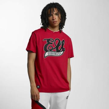 Ecko Unltd. T-shirts With Patch rød