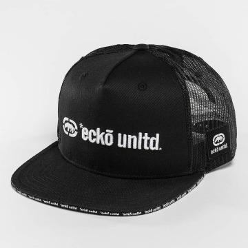 Ecko Unltd. Trucker Cap Clifton nero