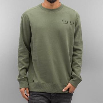 Electric Пуловер UNDERVOLT II оливковый