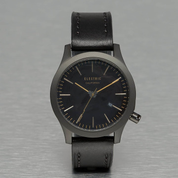 Electric Часы FW03 Leather черный
