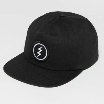 Electric Gorra Snapback Volt negro