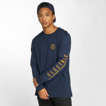 Electric Longsleeve Icon blue