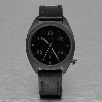 Electric Orologio OW01 Leather nero