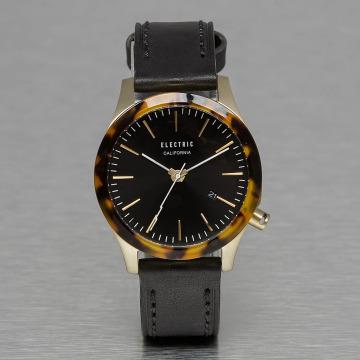 Electric Reloj FW03 Leather negro