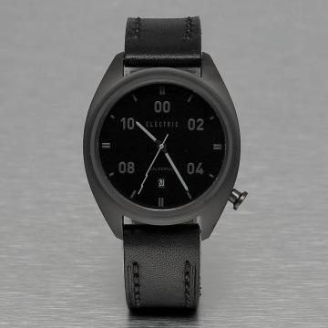 Electric Reloj OW01 Leather negro