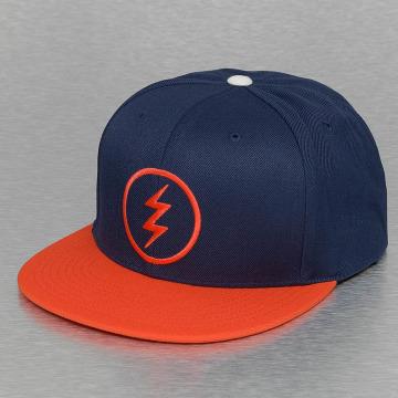 Electric Snapback Cap VOLT blau