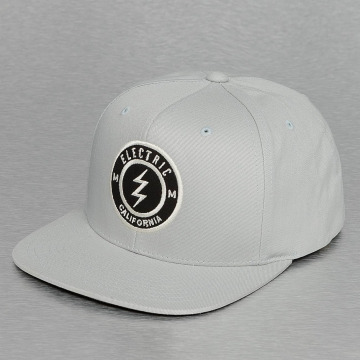 Electric Snapback Cap PENSACOLA II grey