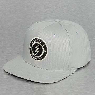 Electric Snapback Caps PENSACOLA II grå