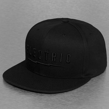 Electric Snapback Caps UNDERVOLT svart