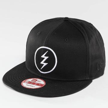 Electric Snapback Caps Volt Era svart