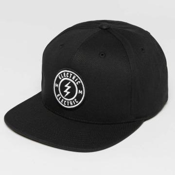 Electric Snapback Caps Voltage svart