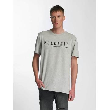 Electric T-shirt Script grigio