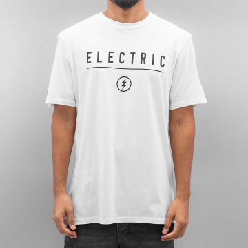 Electric T-Shirty EA4311619 bialy