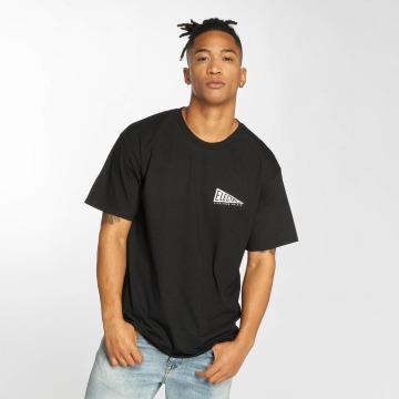 Electric T-Shirty Postcard czarny