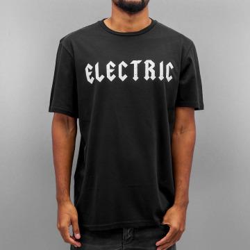 Electric Tall Tee HESSIAN svart