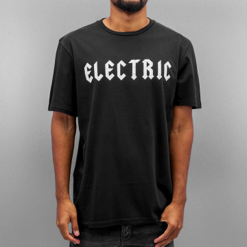 Electric Tall Tees HESSIAN zwart