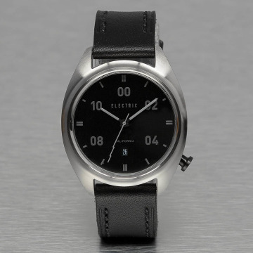 Electric Ur OW01 Leather svart