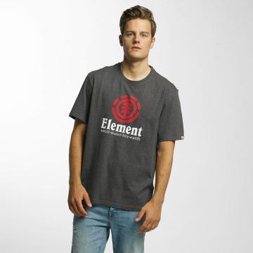 Element Camiseta Vertical gris