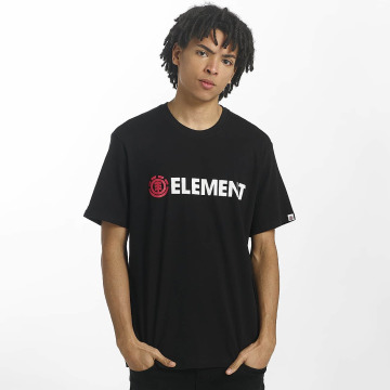 Element Camiseta Blazin negro