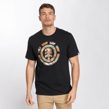 Element Camiseta Sawtooth negro