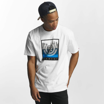 Element T-shirt Reflections bianco