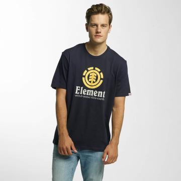 Element T-Shirt Vertical blue