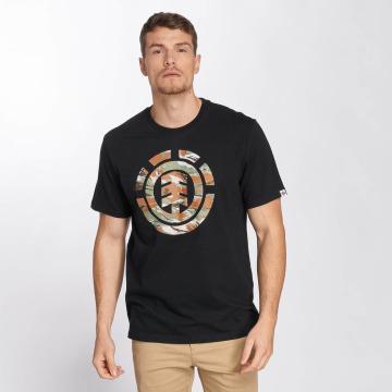 Element T-shirt Sawtooth nero