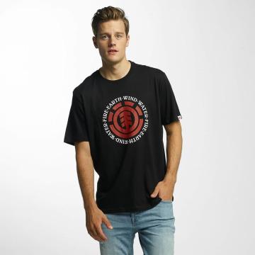 Element T-Shirt Seal noir