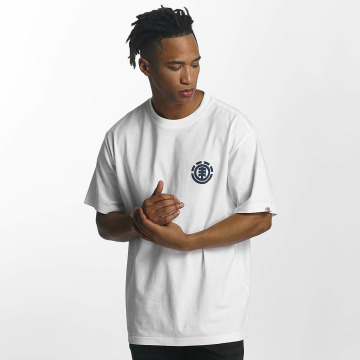 Element T-Shirty S bialy