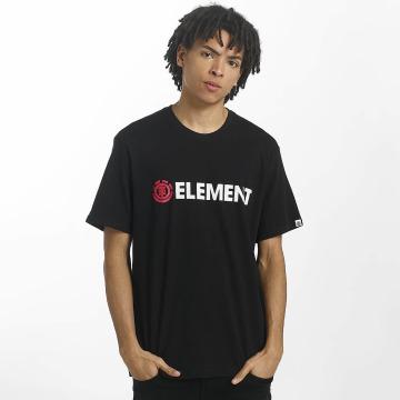 Element T-Shirty Blazin czarny