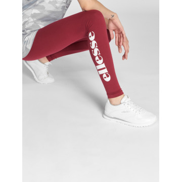 Ellesse Legging Solos rouge