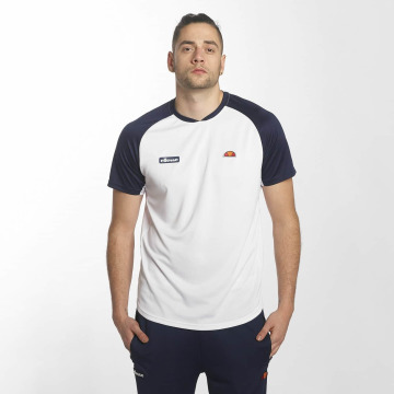 Ellesse T-Shirty Harrier bialy