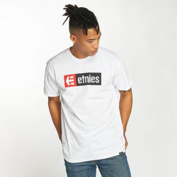 Etnies Футболка New Box белый