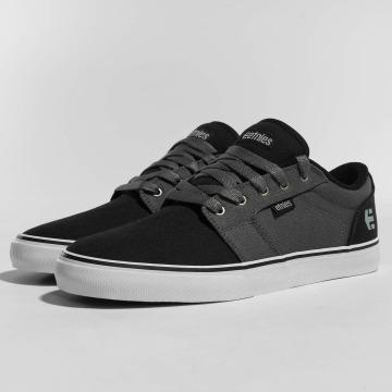 Etnies Sneaker Barge LS Low Top Vulcanized schwarz