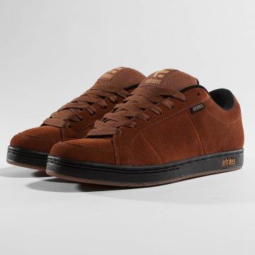 Etnies Sneakers Kingpin hnedá