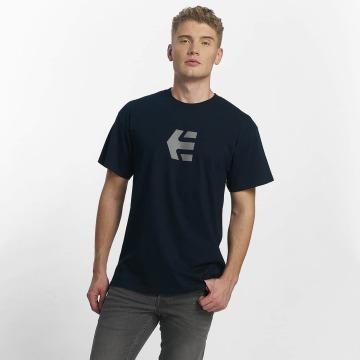 Etnies T-Shirt Icon blue