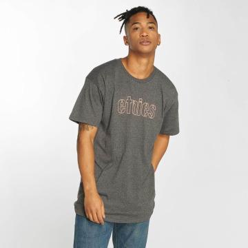 Etnies t-shirt Mod Stencil zwart