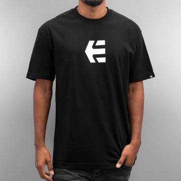 Etnies T-shirts Icon Mid sort