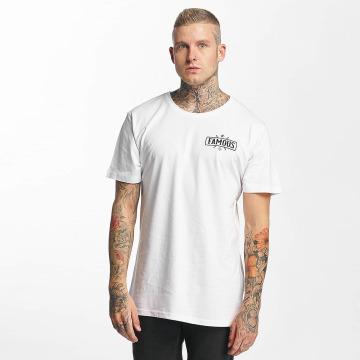 Famous Stars and Straps Camiseta Chaos blanco