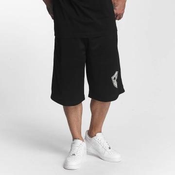 Famous Stars and Straps Shorts Logo nero