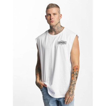 Famous Stars and Straps Tank Tops Chaos белый
