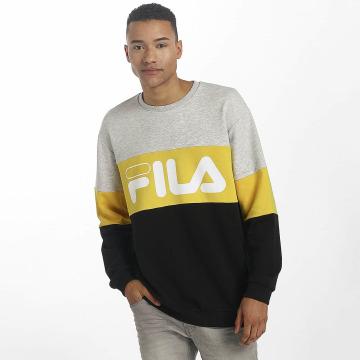 FILA Пуловер Urban Line Straight Blocked серый