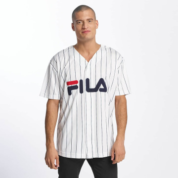 FILA Рубашка Urban Line Baseball Dawn белый