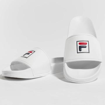 FILA Badesko/sandaler Palm Beach hvit
