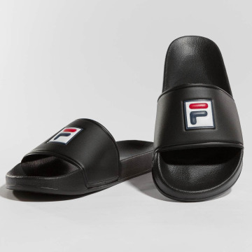 FILA Badesko/sandaler Palm Beach svart